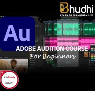 Adobe Audition (AU) Beginner Course For Recording and Editing Audio
