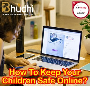 How To Keep Your Children Safe Online?